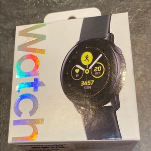 Galaxy watch sport